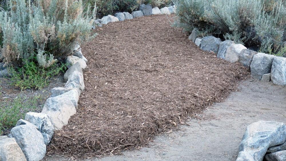 Bekend Alles over houtsnippers in de tuin. FJ04